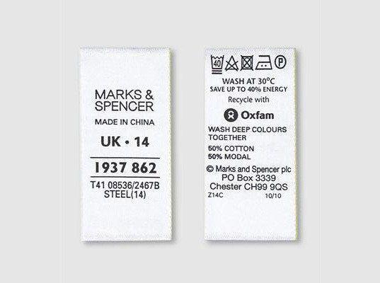 Etiquetas Textiles En M Rida Yucat N