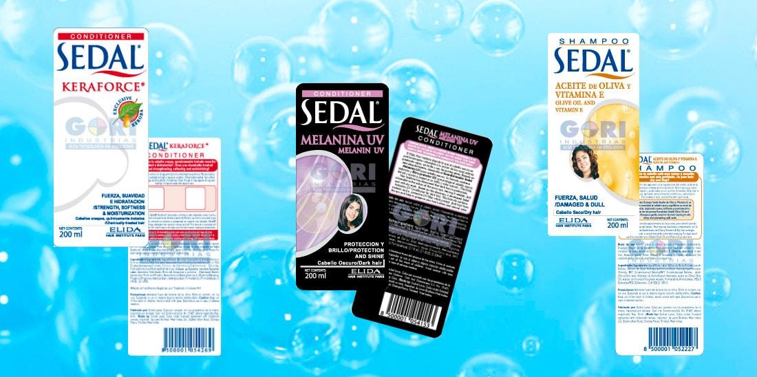 Etiquetas para la Industria Cosmética