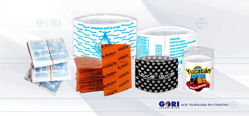 Bandas de Garantía de PVC
