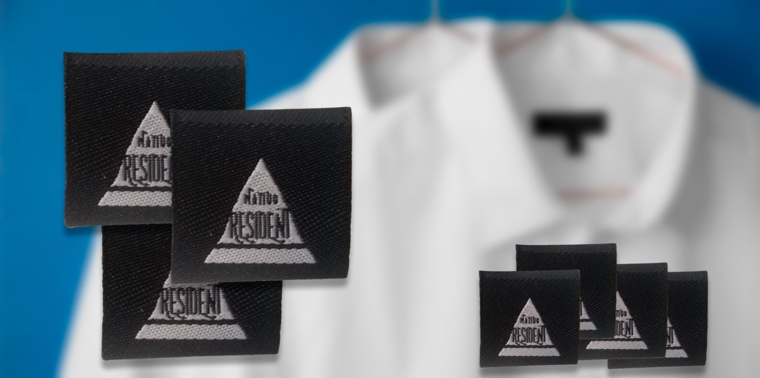 Etiqueta para ropa Nativo Resident
