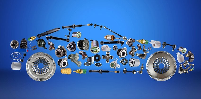 Industria Automotriz Partes