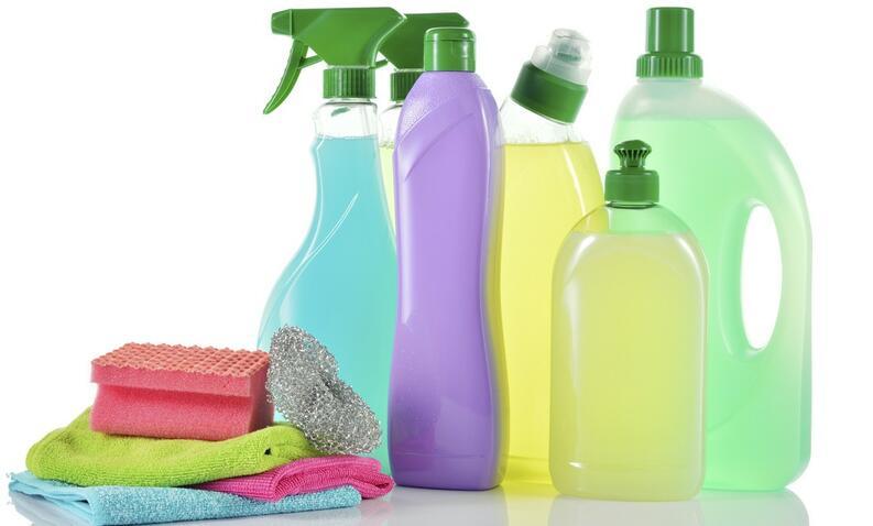 Productos quimicos comerciales